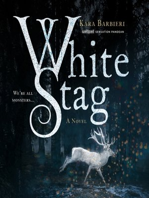 cover image of White Stag--A Permafrost Novel
