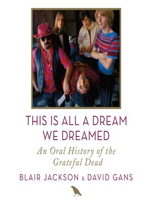 cover image of This Is All a Dream We Dreamed