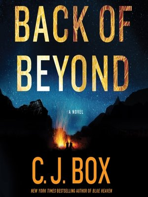 cover image of Back of Beyond