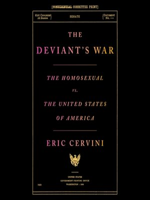 cover image of The Deviant's War