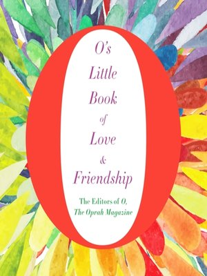 cover image of O's Little Book of Love & Friendship