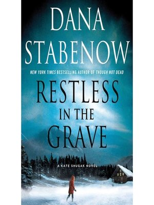 cover image of Restless in the Grave