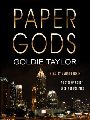 cover image of Paper Gods