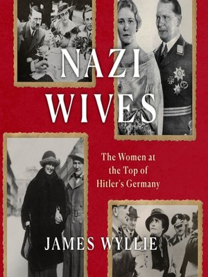 cover image of Nazi Wives