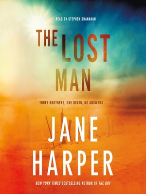 cover image of The Lost Man