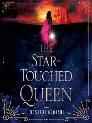 cover image of The Star-Touched Queen