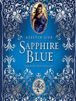 cover image of Sapphire Blue