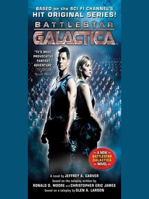 cover image of Battlestar Galactica