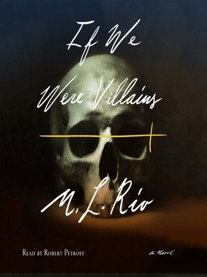 cover image of If We Were Villains