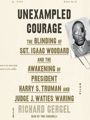 cover image of Unexampled Courage