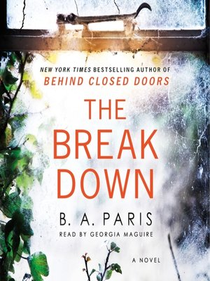 cover image of The Breakdown