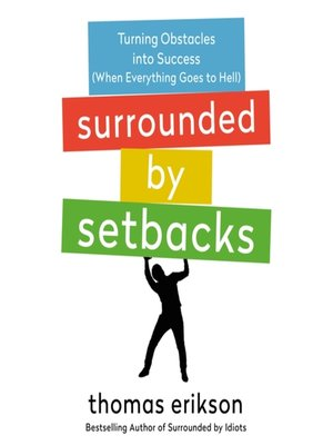 cover image of Surrounded by Setbacks