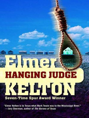 cover image of Hanging Judge