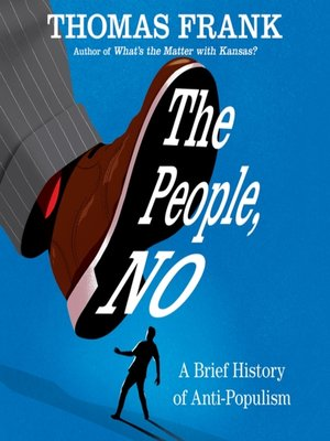 cover image of The People, No