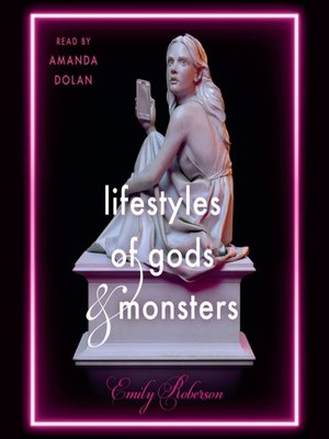 Cover image for Lifestyles of Gods and Monsters