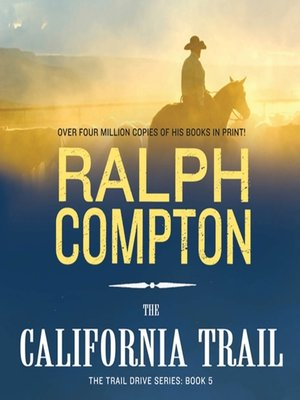 cover image of The California Trail