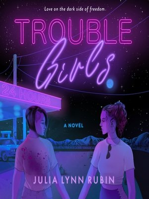 cover image of Trouble Girls