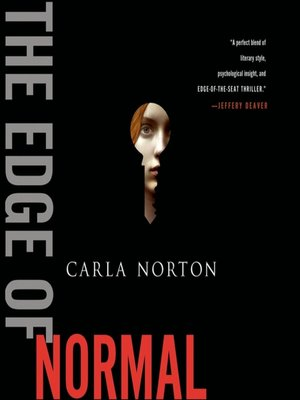 cover image of The Edge of Normal