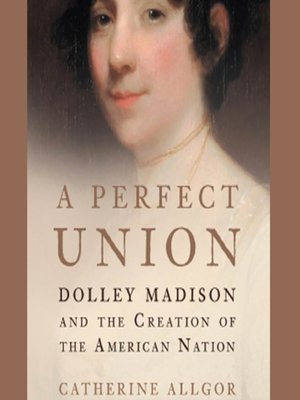 cover image of A Perfect Union