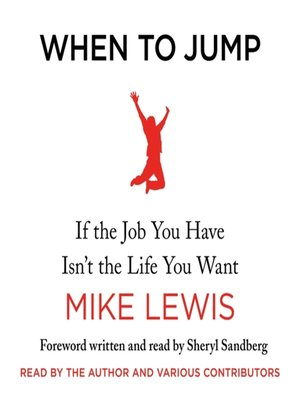 cover image of When to Jump