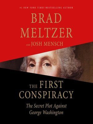 cover image of The First Conspiracy