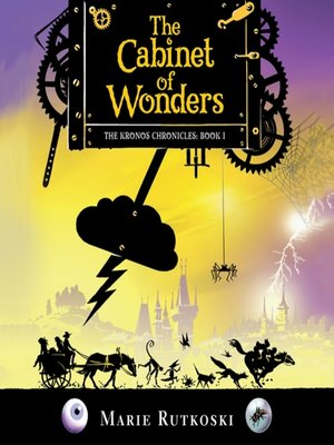 cover image of The Cabinet of Wonders