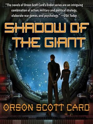 cover image of Shadow of the Giant