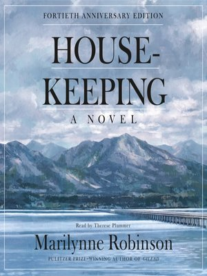 cover image of Housekeeping (Fortieth Anniversary Edition)