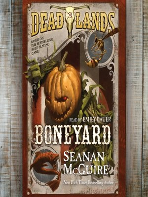 cover image of Boneyard