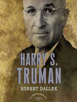 cover image of Harry S. Truman