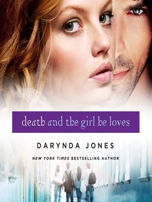 cover image of Death and the Girl He Loves