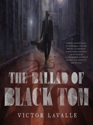 cover image of The Ballad of Black Tom