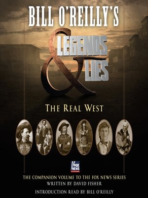 cover image of The Real West