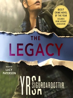 cover image of The Legacy--A Thriller