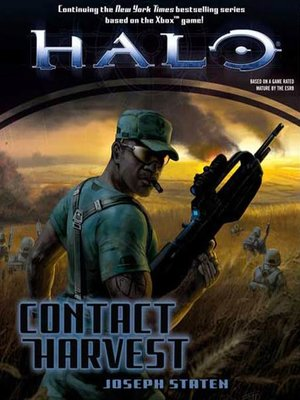 cover image of Contact Harvest