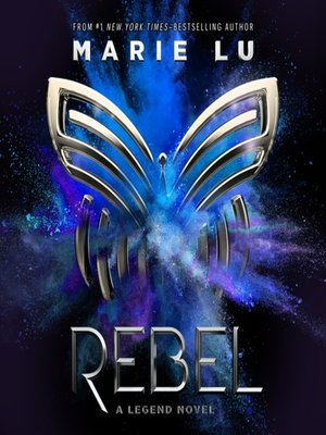 cover image of Rebel--A Legend Novel