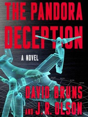 cover image of The Pandora Deception--A Novel