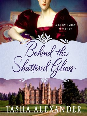cover image of Behind the Shattered Glass