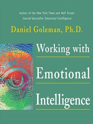 cover image of Working with Emotional Intelligence