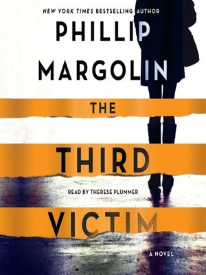 cover image of The Third Victim--A Novel