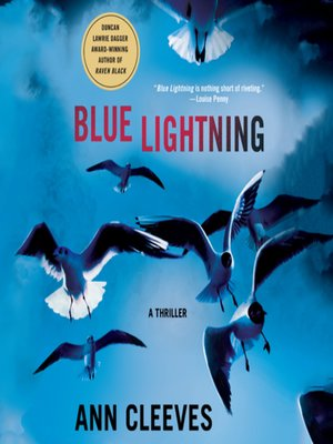 cover image of Blue Lightning