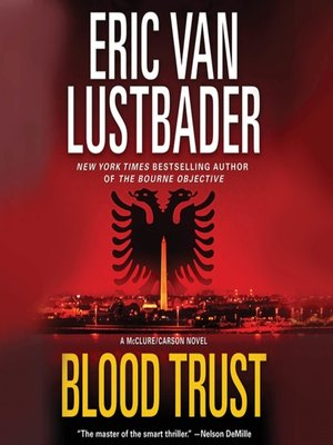 cover image of Blood Trust
