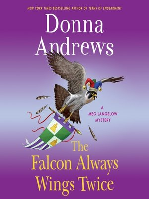 cover image of The Falcon Always Wings Twice