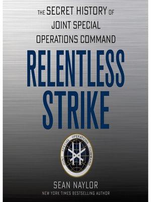 cover image of Relentless Strike