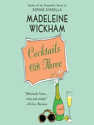 cover image of Cocktails for Three