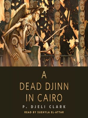 cover image of A Dead Djinn in Cairo