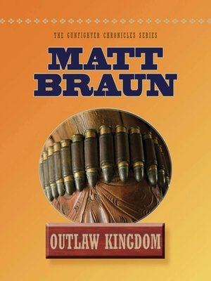 cover image of Outlaw Kingdom