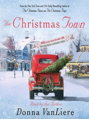 cover image of The Christmas Town