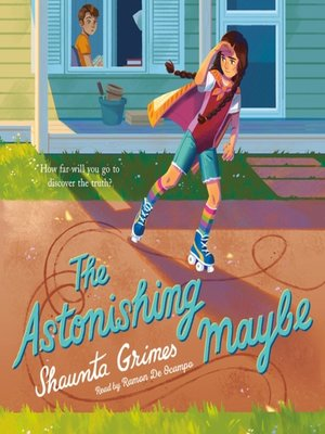 cover image of The Astonishing Maybe
