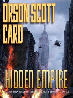 cover image of Hidden Empire